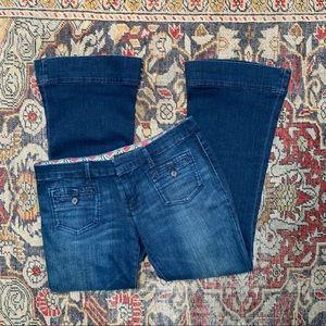 Joe's Jeans Wide-Leg Trouser in Cruz